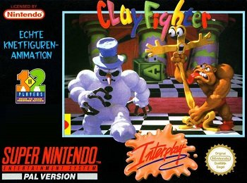 ClayFighter Tournament Edition snes cheats