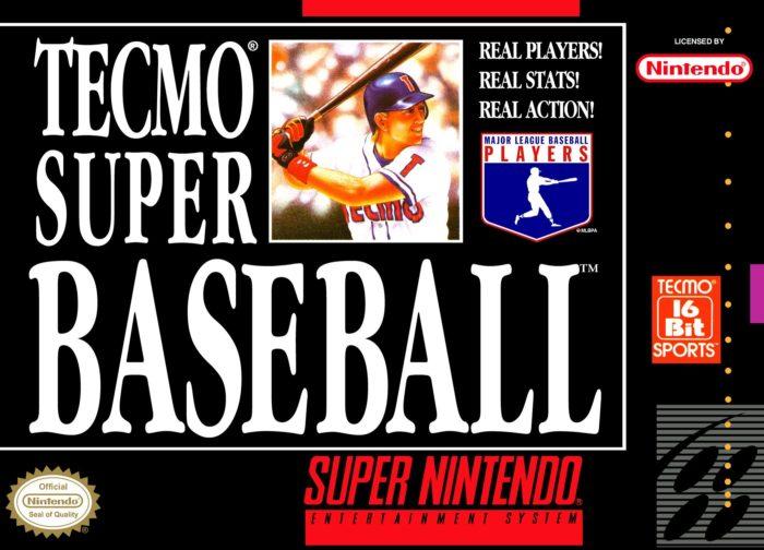Tecmo Super Baseball
