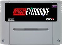 Super Everdrive X5 Flash Cartridge