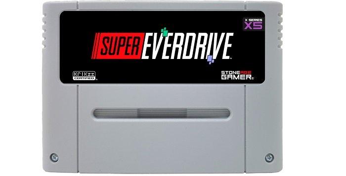Super Everdrive X5 super nintendo review