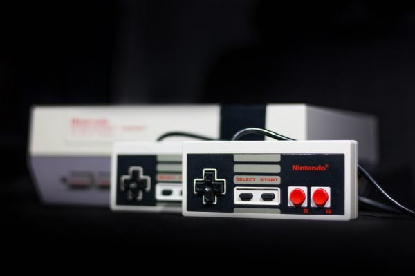 The Original Nintendo NES